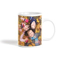 Earthenware Photo Mug